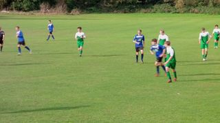 U18s 5th Goal V Wrawby 05.10.14