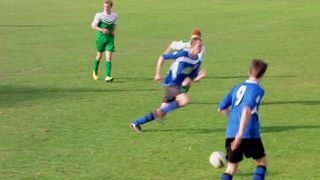 U18s 6th goal v Wrawby 05.10.14