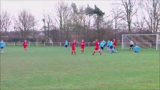 Clee Town Reserves vs Nettleham 10.01.15