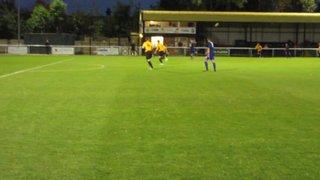 Disallowed goal for 1st Team v Handsworth Parramore 09.08.16