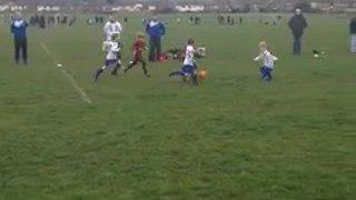 Under 6's First Goal