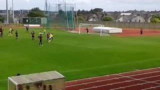 James Dixon penalty vs Dinas Powys