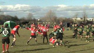 Land Rover Quarter Finals v Winscombe 2-1 defeat