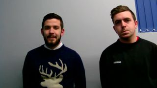 Post Match Interview With Sean & Tom - Rhydymwyn (H)