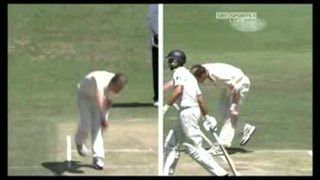Brett Lee Bowling Action