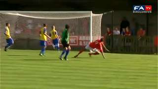 Uxbridge 3 Berko 4 Highlights - FA Cup 8/9/12
