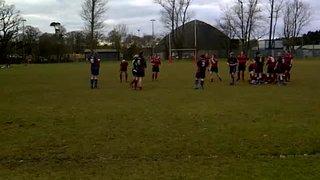 1st xv v Glasgow East 2nd March 2013