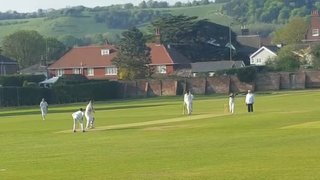 Fraser MacDonald going to his century