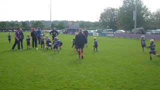 Video - U7s at the Minis Tournament - Part 2