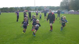 Video - U7s at the Minis Tournament - Part 3
