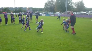 Video - U7s at the Minis Tournament - Part 4