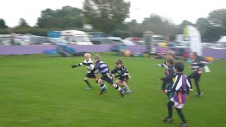 Video - U7s at the Minis Tournament - Part 5