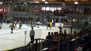 Bison U15 8 Bracknell 1 (Bison goal 5)