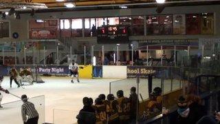 Bison U15 8 Bracknell 1 (Bison goal 8)