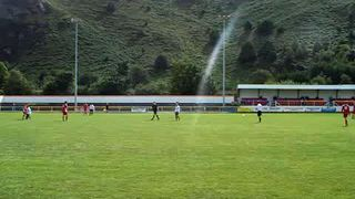 Conwy United v Denbigh Town : Welsh Cup