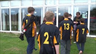 Under 13s Finals Day for Worcestershire Tournament April 2015