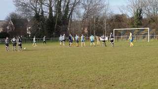 U18 'V' WINSLOW LEAGUE CUP 15/16