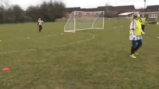 SPORTS RELIEF GOAL OF THE SEASON!