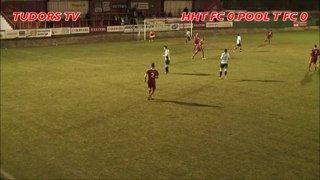 Hemel Hempstead Town FC (1) Vs Pool Town FC (0)