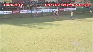 Hemel Hempstead Town FC (4)  Weymouth FC  (1)