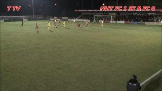 Hemel Hempstead Town FC (4) Stourbridge FC (3)