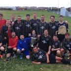 Ship Inn League Cup winners Panasonic