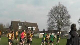 Northallerton RUFC V Wetherby RUFC 8th March Third Team