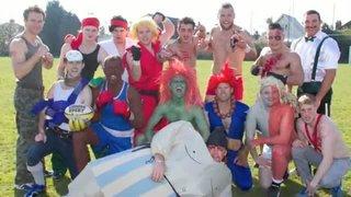 ERRFC Rugby Festival 10th Anniversary