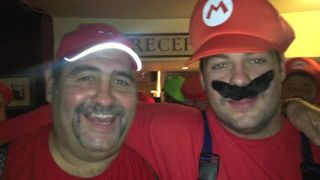 Kestrels' Mario Night - Nov 2012