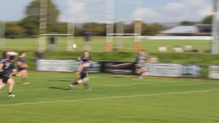 04102014 Wolves V Broughton Park - Quick Tap - Try Harry Patch