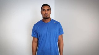 Jerome Kaino sends best wishes for Jonah Lomu match