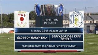 Glossop North End v Stocksbridge Park Steels 26/08/19