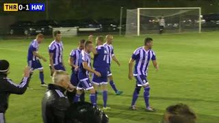 Three Bridges vs Haywards Heath - 12th September 2017