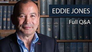 Eddie Jones | Full Q&A at Oxford Union