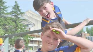 Bangor Rugby Club P7 Montage