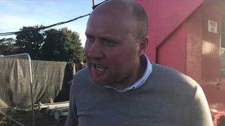 POST MATCH INTERVIEW - Hemel Hempstead 2-1 Oxford City