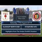 Glossop North End v Stamford 17/08/19