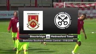 Stourbridge v Hednesford Town | BetVictor Southern Premier Central