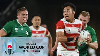 Rugby World Cup 2019: Japan vs. Ireland | EXTENDED HIGHLIGHTS | 9/28/19 | NBC Sports