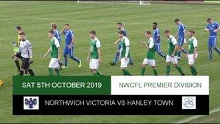 [NVTV] [NWCFL] Northwich Victoria V Hanley Town FC [HIGHLIGHTS]