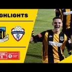 HIGHLIGHTS   Hebburn Town 4-2 Yorkshire Amateur