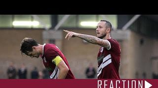 Bath City Reaction: Rhys Murphy
