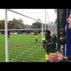 Evans Kouassi's 2nd Goal - Bury Town 1-5 Canvey Island - Saturday 23rd October 2021
