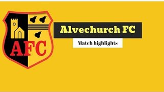 Video Highlights of Alvechurch 2-2 Stratford Town