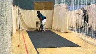 GCC Nets - Graham Dodds Jnr Batting