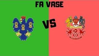[NVTV] [FA Vase] Northwich Victoria vs Prestwich Hays [ACTION]