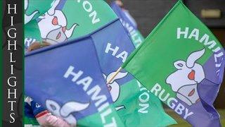 HIGHLIGHTS  Hamilton vs Jed-Forest RFC - NL1 (29/09/18)