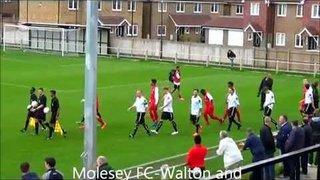 Molesey FC-Walton & Hersham FC 6:2 (10.10.15)