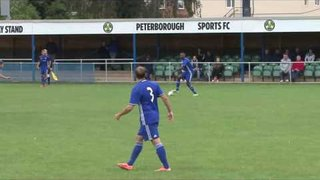 Hilight's Peterborough Sports v Newport Pagnell Town 17-9-2016