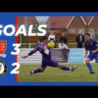 GOALS | Maldon & Tiptree 3-2 Stowmarket Town | Isthmian League Division One North